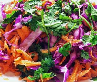 Healthy Way - Ensalada multicolor