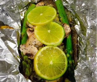 Health Way - Filet de tilapia al horno